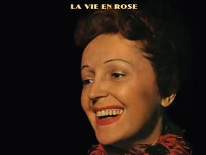 Belle chanson d'amour joyeuse - Edith Piaf La Vie En Rose