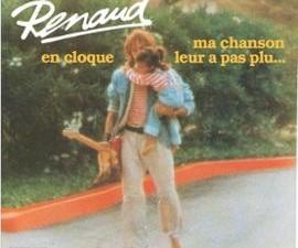 Chanson qui parle de grosse par Renaud En cloque
