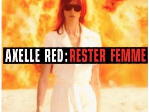 Axelle red rester femme