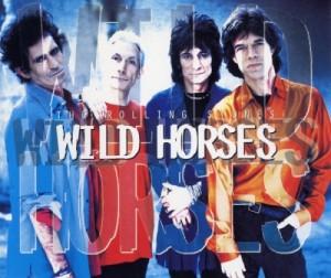 Chanson pop anglaise wild horses rolling stones