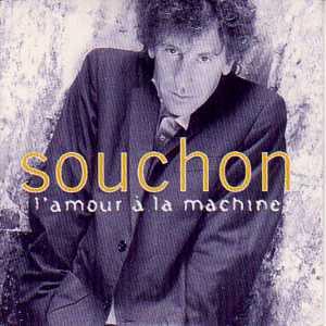 Chanson d'amour nostalgique Souchon machine