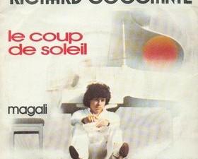 Les plus belles chansons d 39 amour des ann es 1970 - Cocciante le coup de soleil ...