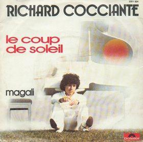 Chanson d 39 amour coup de foudre le coup de soleil - Richard cocciante album coup de soleil ...