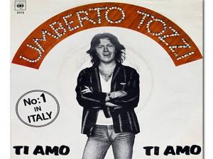 Chanson romantique italienne - Umberto tozzi ti amo