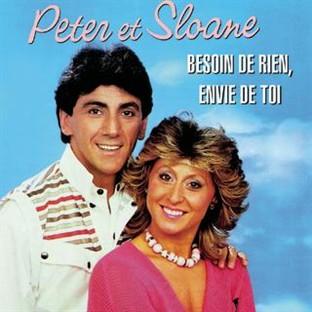 Besoin de rien envie de toi Peter et Sloane Chanson d'amour heureuse