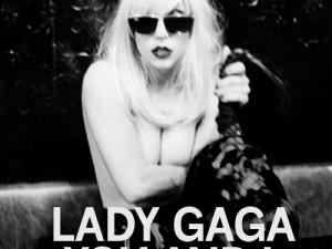 chanson d'amour pour son petit copain Lady Gaga