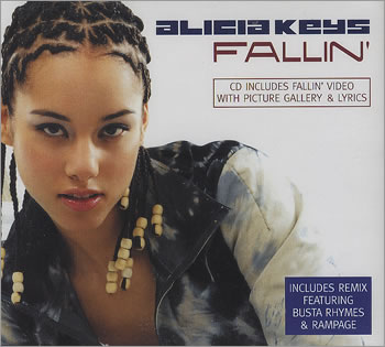 Chanson d'amour d'Alicia Keys - Fallin'