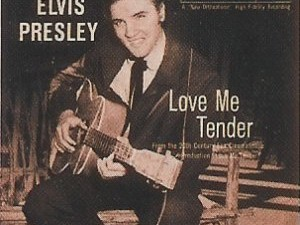 Love me tender - Elvis Presley