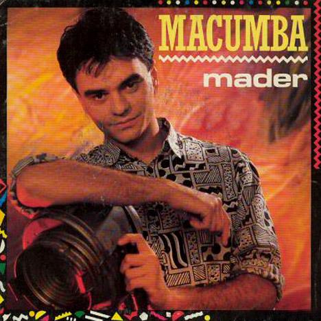 Jean Pierre Mader - Macumba
