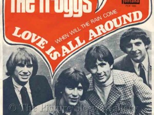 The Troggs - Love Is All Around - Chanson d'amour
