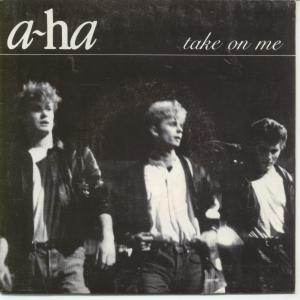 A Ha - Take On Me