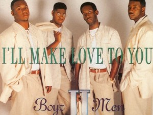 Boyz 2 Men Chanson d'amour de boys band