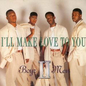 Boyz 2 Men Chanson d'amour de boys band