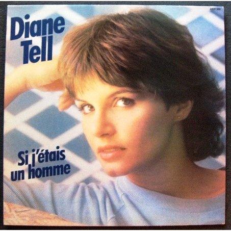 Diane Tell Si JEtais Un Homme