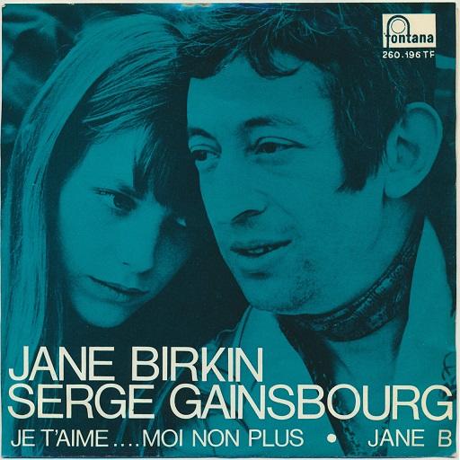 Serge Gainsbourg & Jane Birkin - Je t'aime…Moi Non Plus