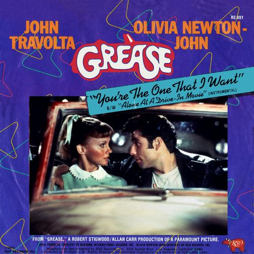 John Travolta et Olivia Newton-John - You're The One That I Want