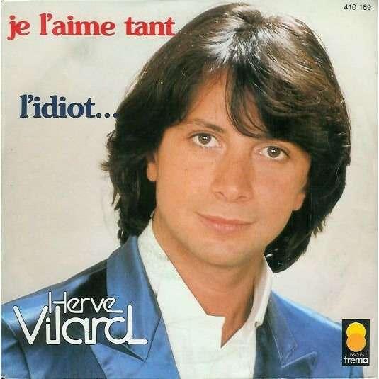 Hervé Vilard - Je l'aime tant