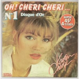 Karen Cheryl - Oh ! Chéri Chéri