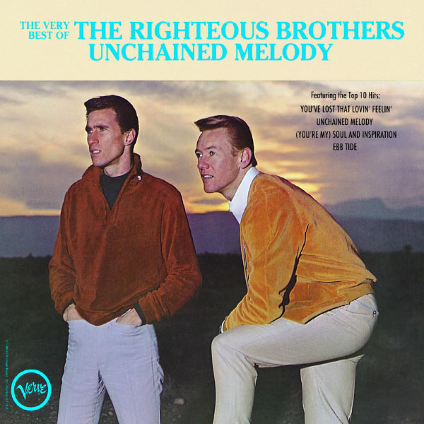 Righteous Brothers - Unchained Melody - Chanson d'amour