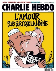 Charlie Hebdo Attentat Amour et Haine John Lennon Imagine
