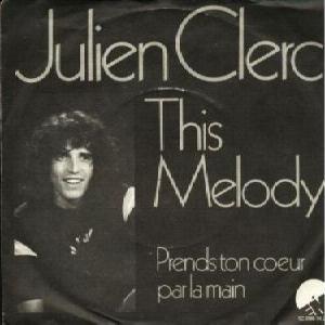 chanson d'amour this melody julien clerc