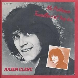 chanson d'amour de julien clerc